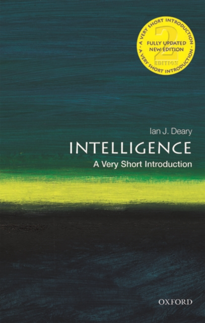 Intelligence: A Very Short Introduction