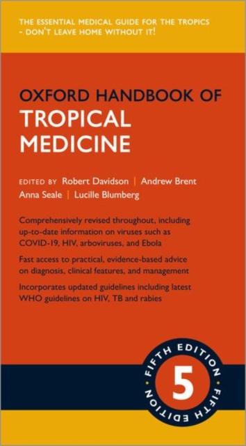 Oxford Handbook of Tropical Medicine 5e