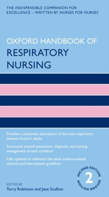 Oxford Handbook of Respiratory Nursing