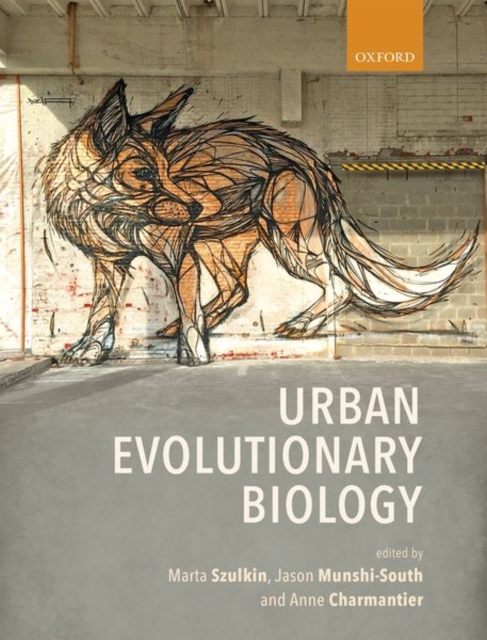 Urban Evolutionary Biology