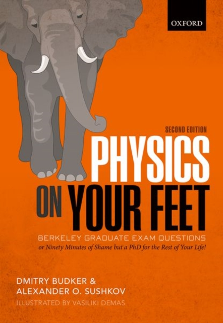 Physics on Your Feet:  Berkeley Graduate Exam Questions
