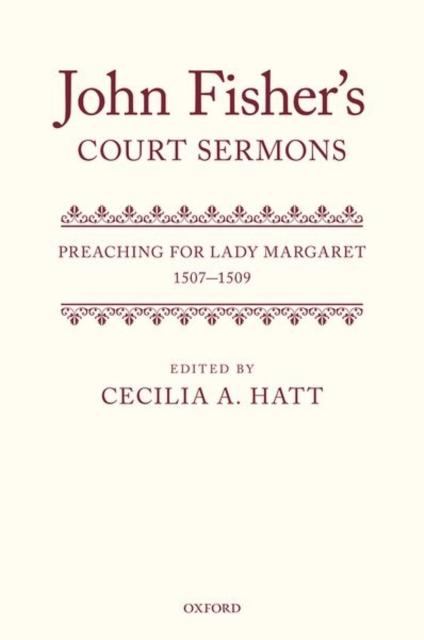 John Fisher's Court Sermons