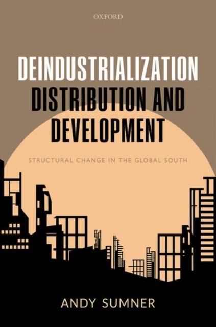 Deindustrialization, Distribution, and Development