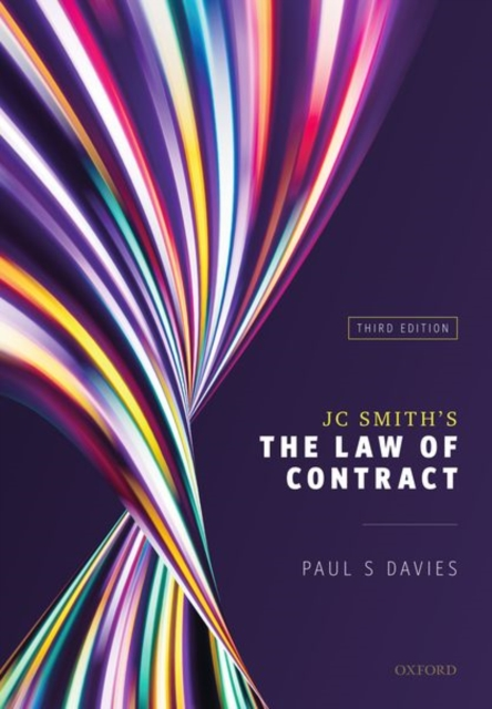 JC SMITHS THE LAW OF CONTRACT 3E PAPERBA