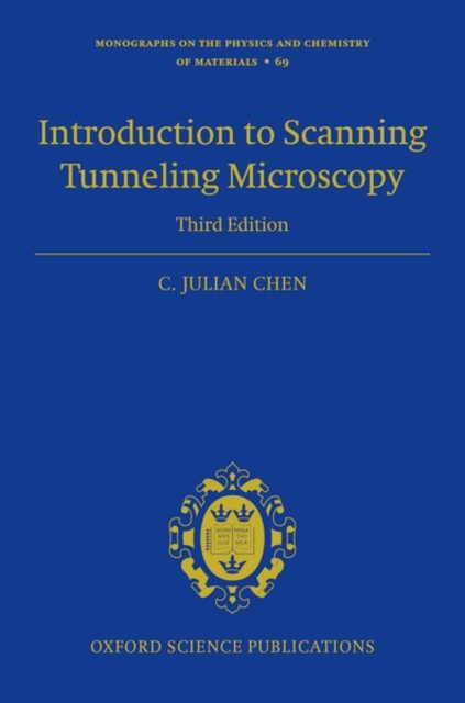 Introduction to Scanning Tunneling Microscopy Third Edition