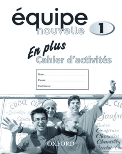Equipe nouvelle: Part 1: En Plus Workbook