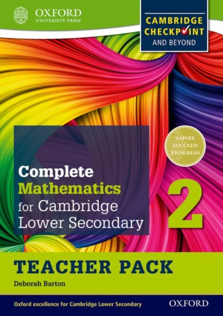 Complete Mathematics for Cambridge Lower Secondary Teacher Pack 2 (First Edition)