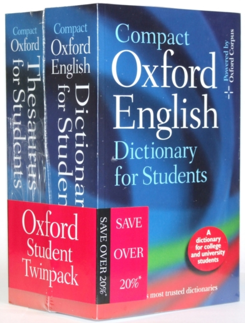 Oxford Student Twinpack