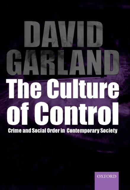 Culture of Control