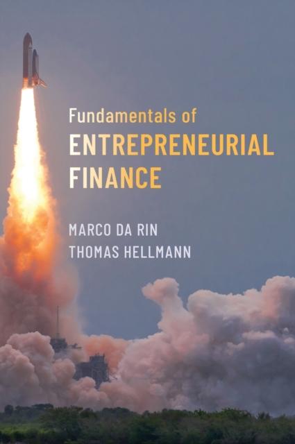 Fundamentals of Entrepreneurial Finance