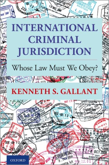 International Criminal Jurisdiction