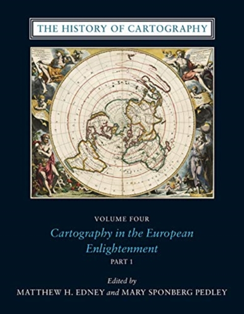History of Cartography, Volume 4