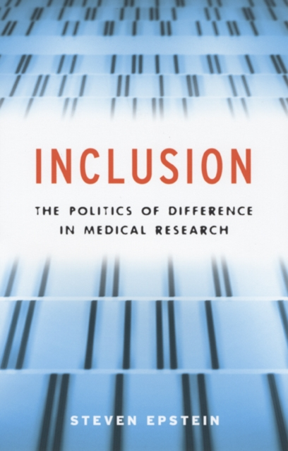 Inclusion - The Politics of Difference in Medical Research