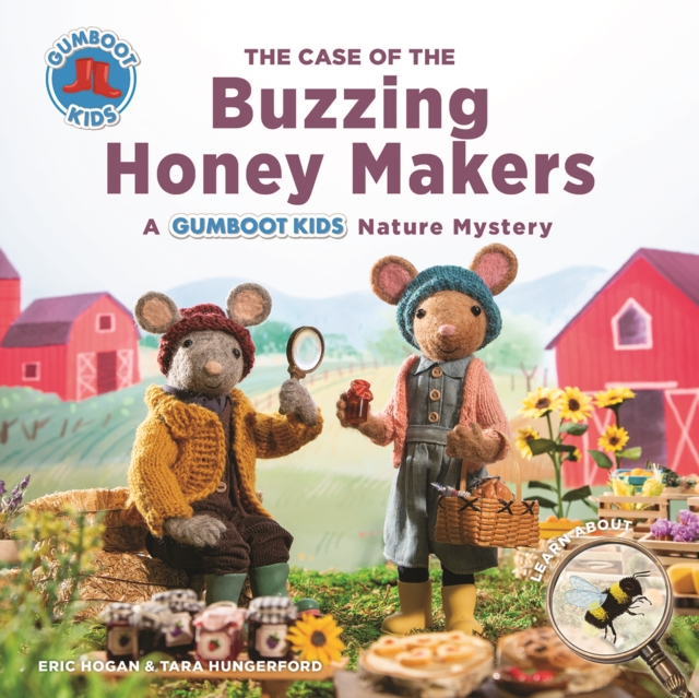 Case of the Buzzing Honey Maker