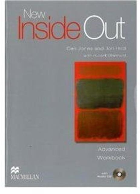 New Inside Out Advanced Workbook Pack without Key New Edition