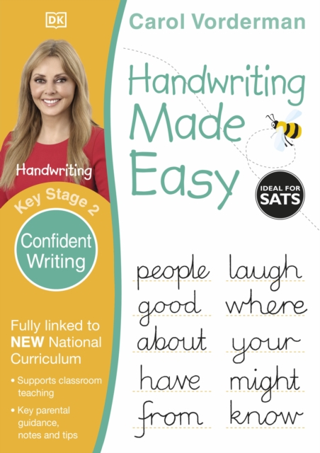 Handwriting Made Easy: Confident Writing, Ages 7-11 (Key Stage 2)