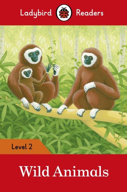 Wild Animals - Ladybird Readers Level 2