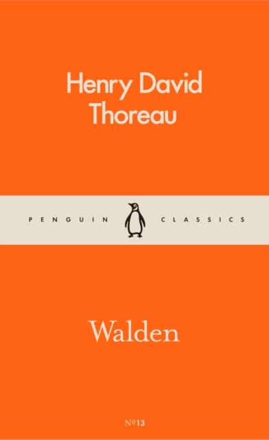 Walden (Penguin Black Classics)