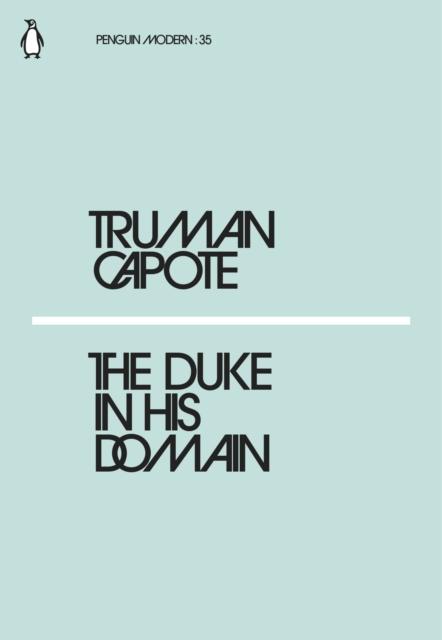 Duke in His Domain