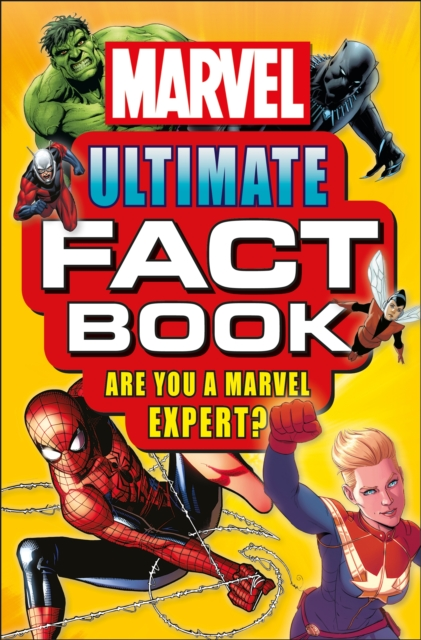 Marvel Ultimate Fact Book