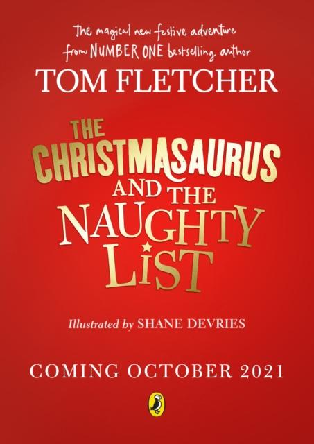 Christmasaurus and the Naughty List