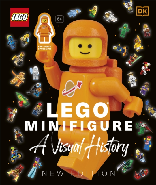 LEGO (R) Minifigure A Visual History New Edition