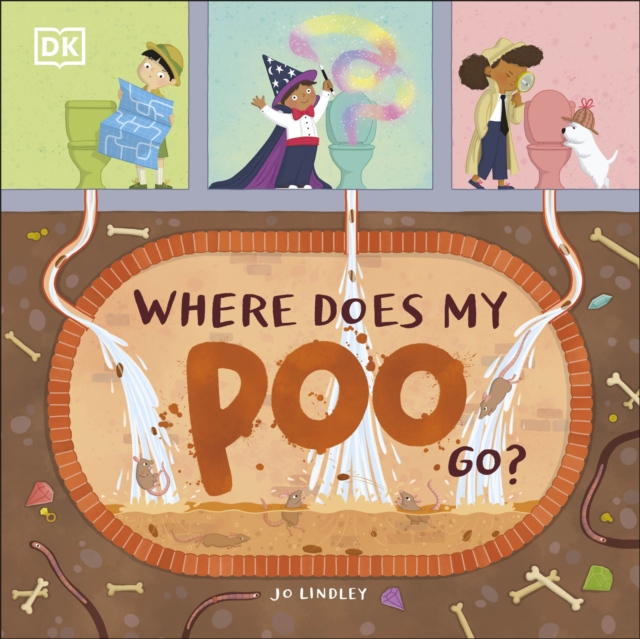Where Does My Poo Go?