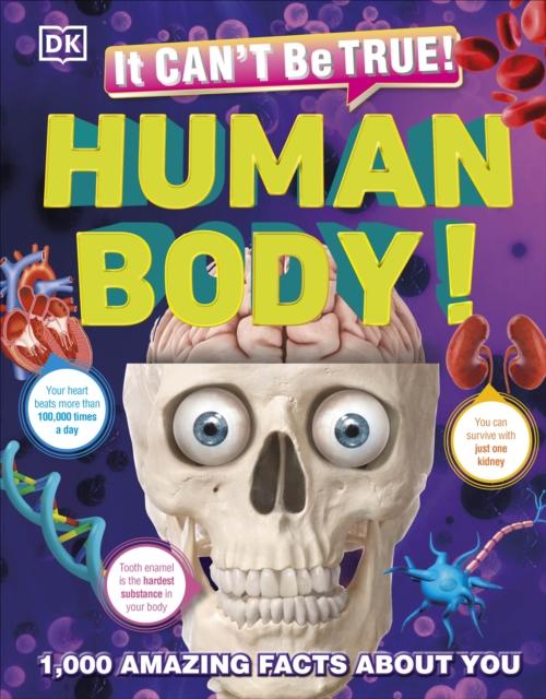 It Can't Be True! Human Body!