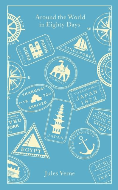 Around the World in Eighty Days (Penguin Clothbound Classics)