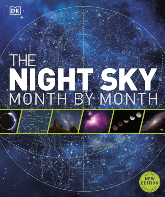 Night Sky Month by Month