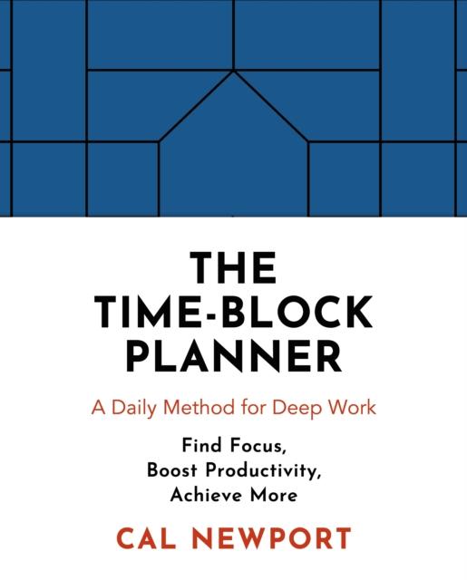 Time-Block Planner