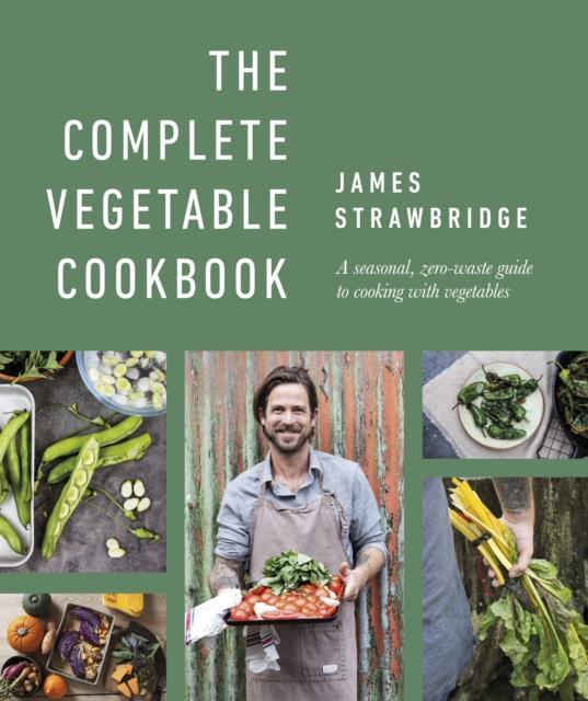 Complete Vegetable Cookbook