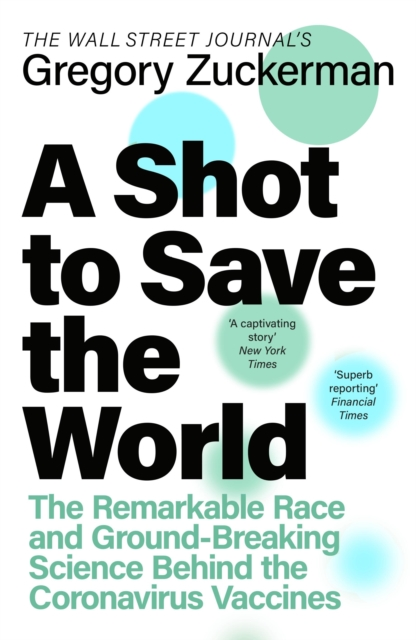 Shot to Save the World