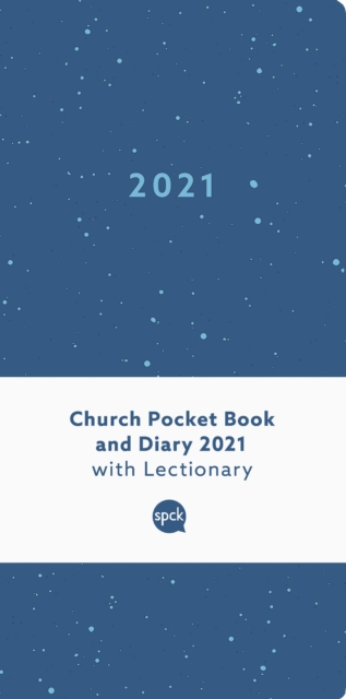 Church Pocket Book and Diary 2021 Pattern 2