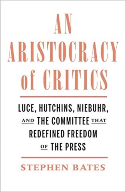 Aristocracy of Critics