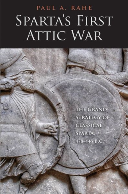 Sparta's First Attic War