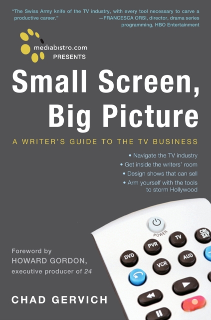 Mediabistro.com Presents Small Screen, Big Picture