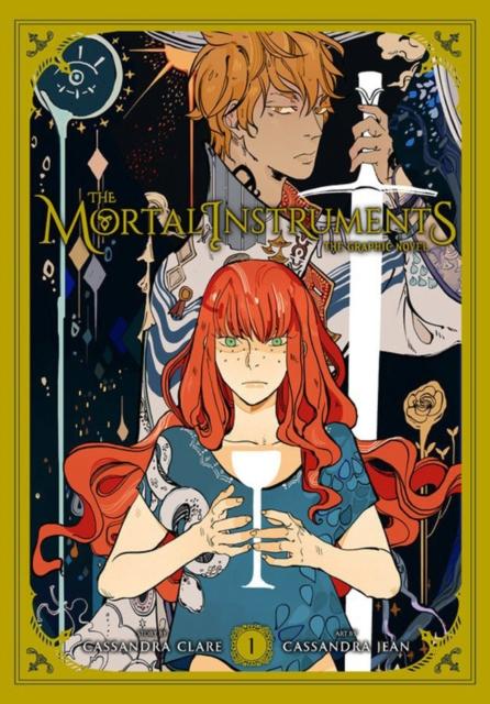 Mortal Instruments: The Graphic Novel, Vol. 1