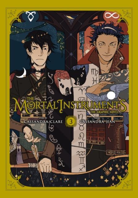 Mortal Instruments Graphic Novel, Vol. 3