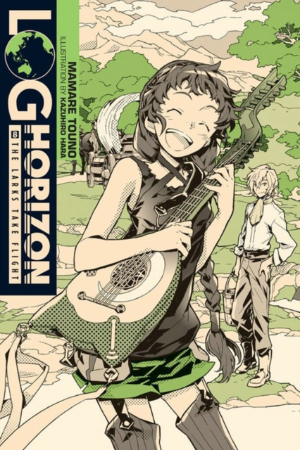 Log Horizon, Vol. 8 (light novel)