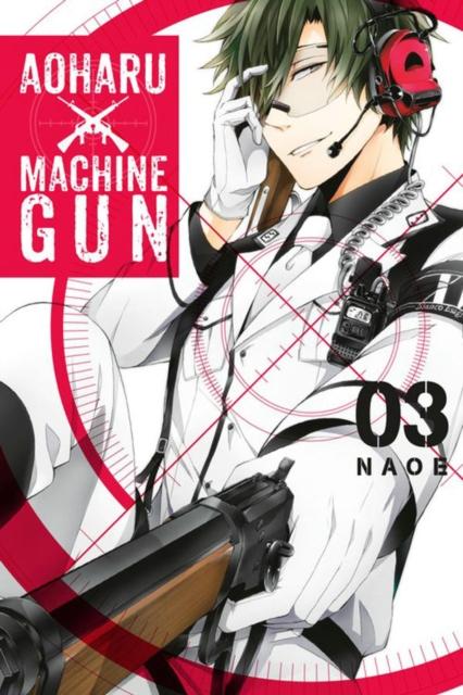 Aoharu X Machinegun, Vol. 3