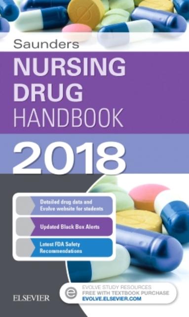 Saunders Nursing Drug Handbook 2018