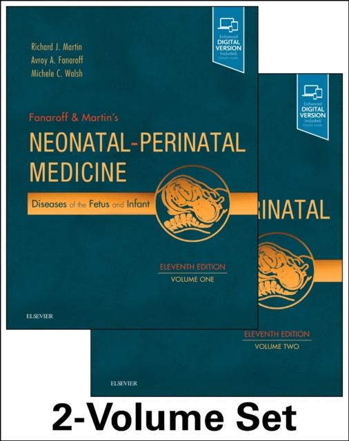 Fanaroff and Martin's Neonatal-Perinatal Medicine, 2-Volume Set