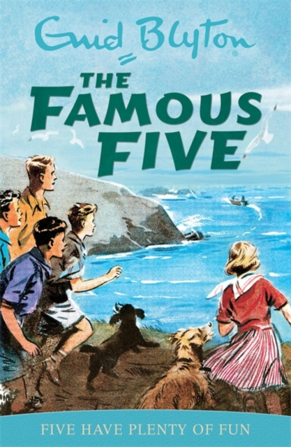 Famous Five: Five Have Plenty Of Fun