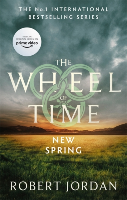 New Spring : A Wheel of Time Prequel (soon to be a major TV series)