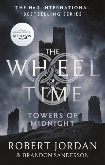 Towers Of Midnight : Book 13 of the Wheel of Time (soon to be a major TV series)
