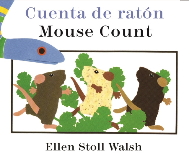 Cuenta de raton/Mouse Count (bilingual board book)