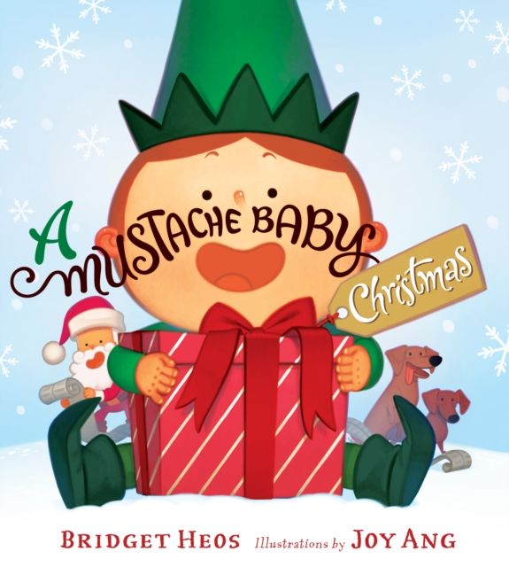 Mustache Baby Christmas