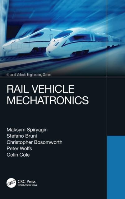 Rail Vehicle Mechatronics