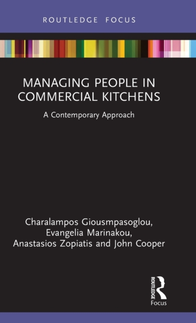 Managing People in Commercial Kitchens